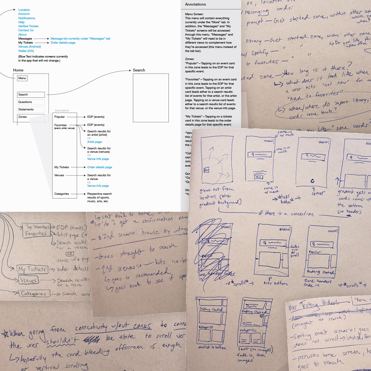 Sketches And Notes